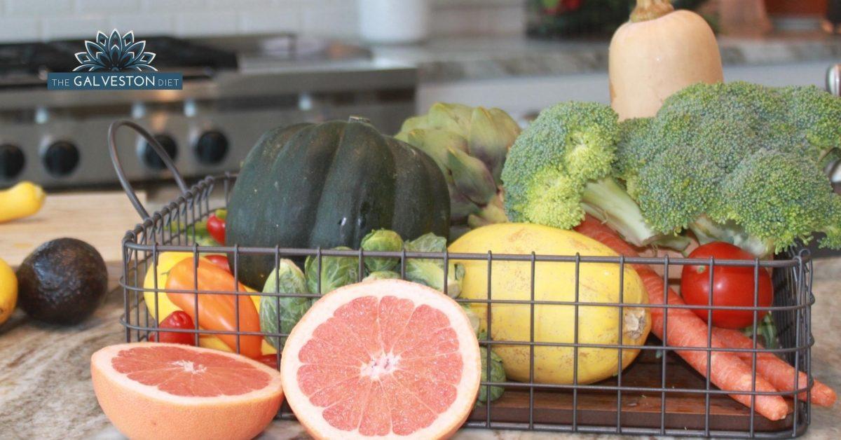 Blog - Galveston Diet Foods for Pandemic