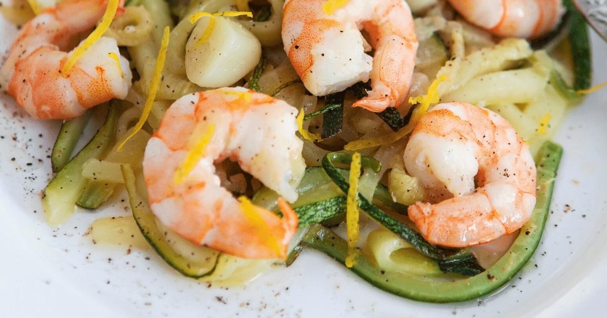 Shrimp-scampi-zucchini-noodles